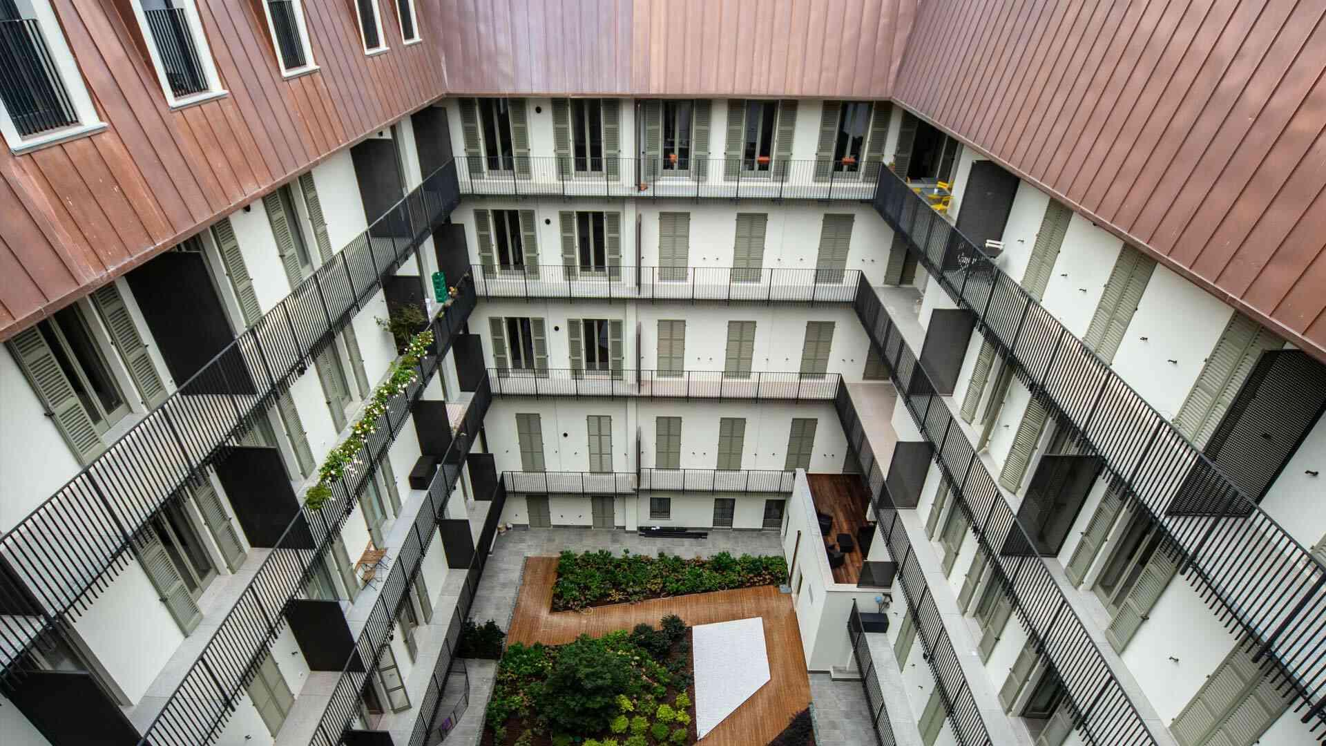 Ristrutturazione Ex Hotel Ligure