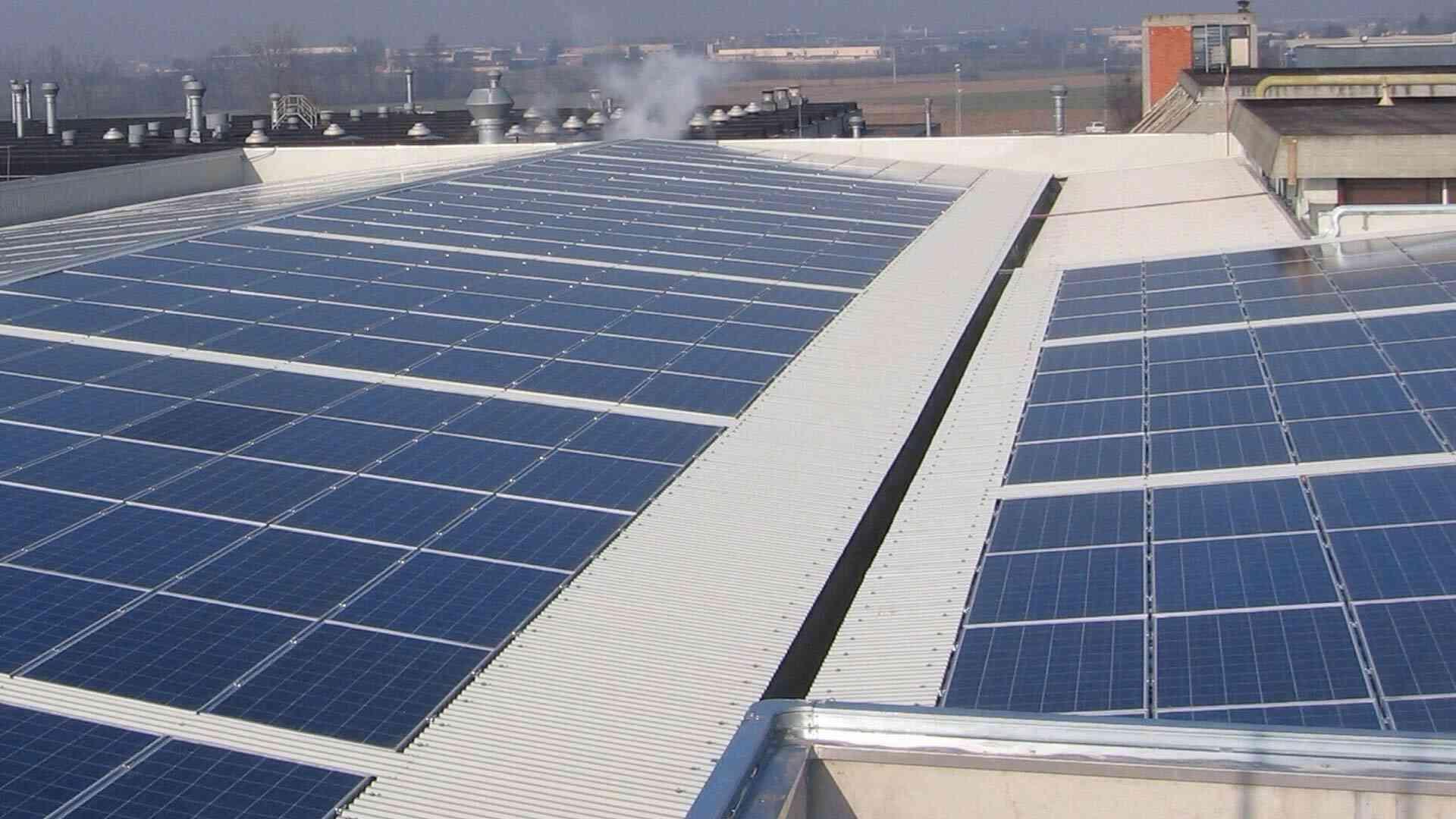 Fiammengo Federico - Impianti fotovoltaici