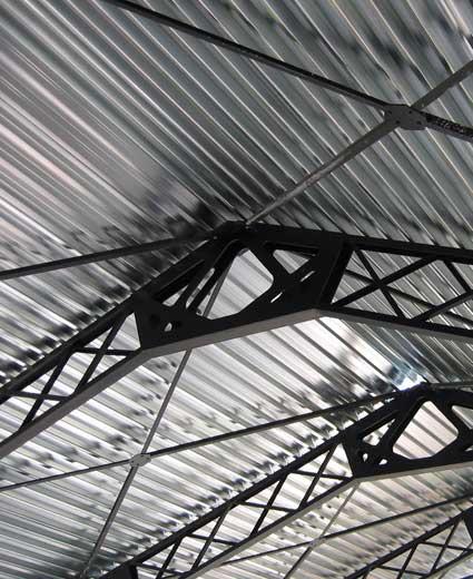 Realizzazione carpenterie in ferro